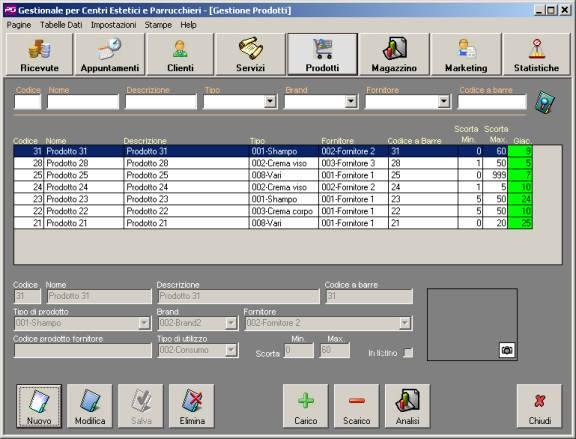 Progetto software di casiraghi marco for Progetto software